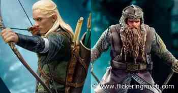 Legolas and Gimli join Iron Studios' The Lord of the Rings Battle Diorama Series - Flickering Myth