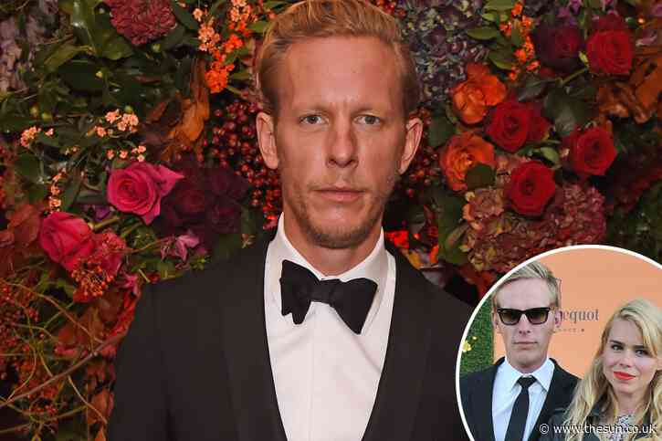 Laurence Fox reveals he considered ending his life after heartbreaking divorce from Billie Piper