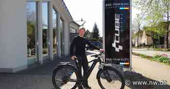 Bike-Team Blöte aus Hiddenhausen ist wieder für Kunden da - Neue Westfälische