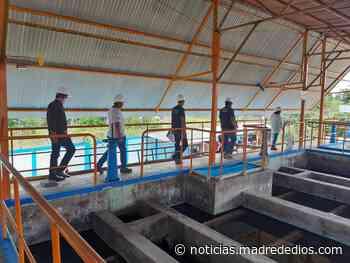 Garantizan abastecimiento de agua potable en Puerto Maldonado - Radio Madre de Dios