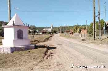 Sede do Distrito de Serrinha Velha receberá nova pavimentação - GAZ