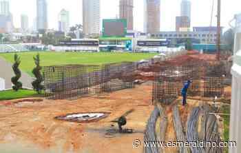 Goiás não tem previsão de término da ampliação do estádio da Serrinha, diz portal - Goiás Esporte Clube
