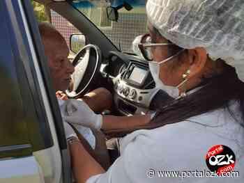 Vacinação contra a gripe imuniza em Serrinha, Dores, Rio Preto e Conceição do Imbé - Portalozk.com