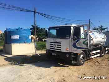Cedae reforça abastecimento de água na comunidade de Rio das Pedras - Super Rádio Tupi