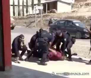 Arrestos por COVID-19 en Tlaxiaco encienden las redes sociales - RIOaxaca