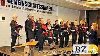 Gemeinschaftssingen in Vechelde – Stimmung mit acht Chören - Braunschweiger Zeitung