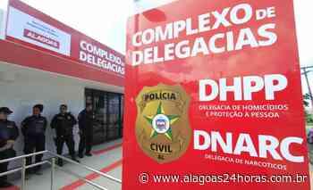 Dois jovens são executados com tiros na cabeça em Bebedouro - Alagoas 24 Horas