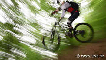 Unfall Pfullingen: Bergwacht im Einsatz: Mountainbiker bei Pfullinger Wanne gestürzt und verletzt - SWP