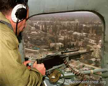 How Russia's Humiliation In The Battle Of Grozny Led To Vladimir Putin's Rise - The National Interest