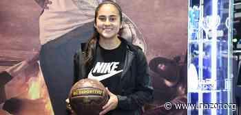 El último reto 'freestyle' de Carolina Arbeláez: El balón ya le parece... - riazor.org