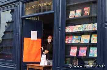 A Senlis, la librairie vend ses livres en drive pour surmonter la crise - Le Parisien