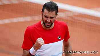 Marin Cilic's inclusion makes it tough for India in Davis Cup - The Indian Express