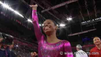 Gabby Douglas becomes gymnastics all-around champion in London 2012 - NBC Sports - Misc.
