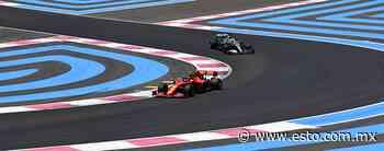 La Formula 1 anula el Gran Premio de Francia - ESTO