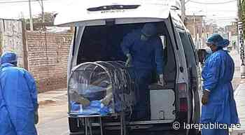 Médicos rescatan ancianos que sufrían males respiratorios - LaRepública.pe