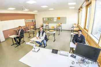 Unterricht der Abschlussklassen: Marktoberdorfer Schulen sind gut vorbereitet - all-in.de - Das Allgäu Online!