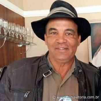 Ex-vereador de Ecoporanga morre em acidente de moto - Folha Vitória