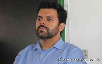 Jornalista de Mococa é nomeado Secretário de Saúde de Pinhal - Portal de Pinhal ®
