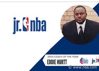 Eddie Hurtt Named Jr. 76ers Coach of The Year