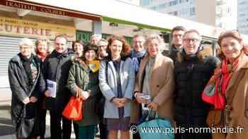 Municipales 2020 à Mont-Saint-Aignan : Catherine Flavigny pour une Métropole au service de tous - Paris-Normandie