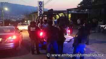 Operativos en Zumpango y Chilpancingo para bajar la movilidad; 40 detenidos. - Enfoque Informativo