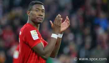 David Alaba von FC Bayern München lehnte Angebot von Manchester City ab - SPOX