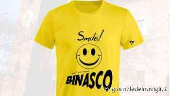 Le magliette solidali create dai ragazzi di Binasco, a sostegno delle famiglie in difficoltà. FOTO - Giornale dei Navigli