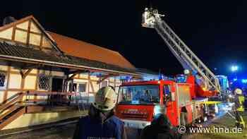 Feuerwehr-Einsatz: Brand in Wohnhaus-Küche in Haina-Dodenhausen | Frankenberg / Waldeck - HNA.de