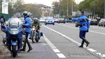 La voiture des chauffards qui ont renversé des gendarmes à Soumoulou retrouvée calcinée à Lamarque-Pontacq - LaDepeche.fr
