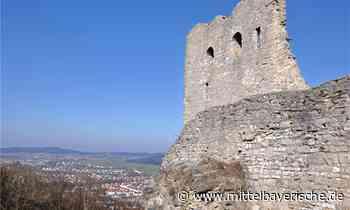 Burgruine Wolfstein wird 900 Jahre alt - Region Neumarkt - Nachrichten - Mittelbayerische