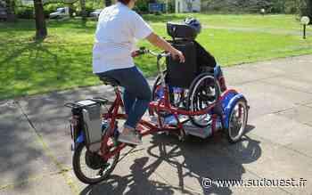 A Ustaritz, le handicap à l'épreuve du confinement - Sud Ouest