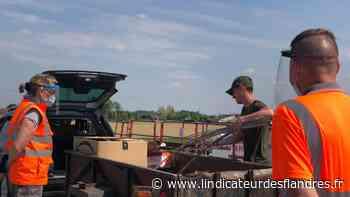 Comment s'est passée la réouverture de la déchetterie d'Estaires ? (photos et vidéo) - L'Indicateur des Flandres