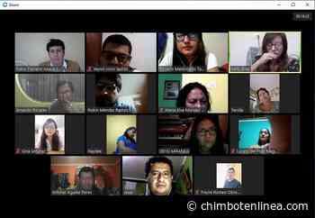 Docentes de I.E. San Martín de Huarmey consideran que la educación virtual es su mayor reto - Diario Digital Chimbote en Línea