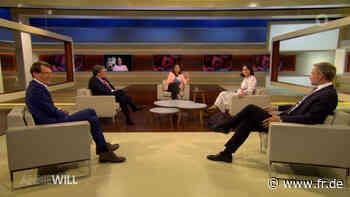 Anne Will, ARD (TV-Kritik): Hitzige Debatte in Talkshow: Diskussion über Lockerung der Corona-Maßnahmen   Panorama - Frankfurter Rundschau