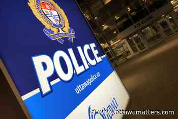 Police arrest man allegedly knocking on Nepean doors in middle of night - OttawaMatters.com