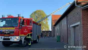 Brand in Wohnhaus in Bad Rothenfelde gelöscht - noz.de - Neue Osnabrücker Zeitung