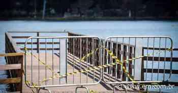 Lagoa Santa respeita decreto mas ruas estão cheias - Estado de Minas