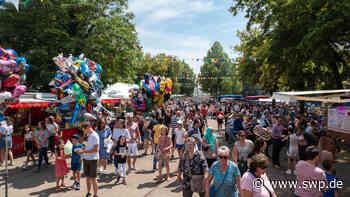 """Kinderfest in Langenau abgesagt: """"Es tut weh, es schmerzt"""" - SWP"""