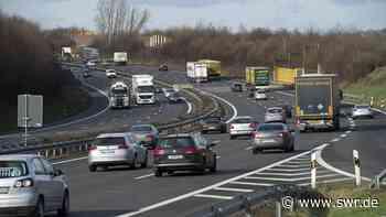 Sanierung der A8 zwischen Karlsruhe und Karlsbad beginnt - SWR