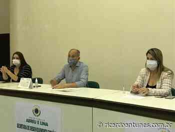 Com 36 casos, Prefeitura de Abreu e Lima faz balanço das ações de enfrentamento ao covid-19 - Ricardo Antunes