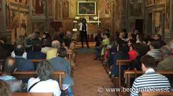 """""""Incursione teatrale"""" nella chiesa di San Bernardino, gioiello artistico di Lallio - Bergamo News - BergamoNews"""