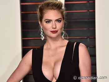 """Kate Upton defines as a """"siesta"""" parade of Victoria's Secret - OI Canadian"""