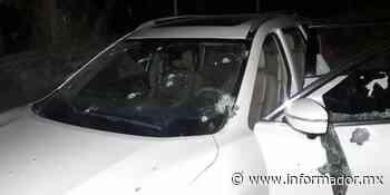Acribillan a balazos a cuatro hombres en Chapala - EL INFORMADOR