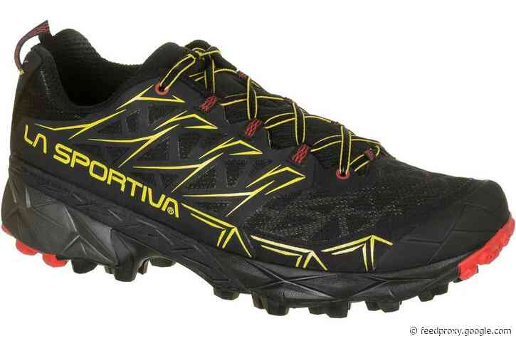 Blaze a trail in Hawaii with La Sportiva's Hellios III and Akyra athletic shoes