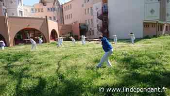 Confinement dans les Ehpad de Saint-Cyprien : le qi gong pour soutenir les salariés - L'Indépendant