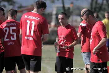 Rodenbach/Neustadt und Sackenbach rechnen beide mit Spielertrainer Davide Gargano | Foto: Denise Nadler - Main-Echo