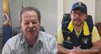 Choque entre alcaldes de San Vicente y Zapatoca en Santander, por uso de una vía común - RCN Radio