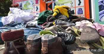 Altkleidercontainer müssen in Rietberg verschwinden: Sammelstellen müllen zu - Neue Westfälische
