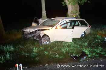 Taxifahrerin wird schwer verletzt - Westfalen-Blatt