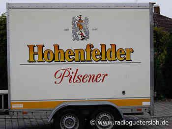 Hilfsaktion in Rietberg erfolgreich: Bier der Brauerei Hohenfelde seit 11 Uhr ausverkauft - Radio Gütersloh
